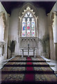 TG1222 : Chancel, St Michael and All Angels' church, Booton by J.Hannan-Briggs