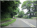 SW6128 : A394 Near Breage Cornwall by Roy Hughes