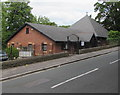 ST3089 : June 23rd 2016 polling station in All Saints Church, Newport by Jaggery