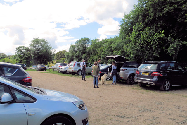 The New Museum Car Park, Tring