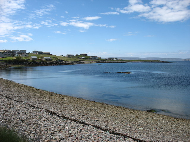North Voe, Symbister, Whalsay