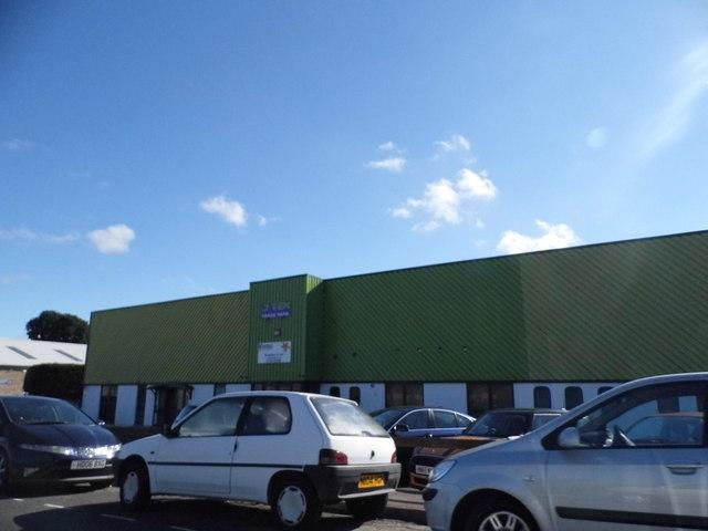 J Ten trade park, Fareham