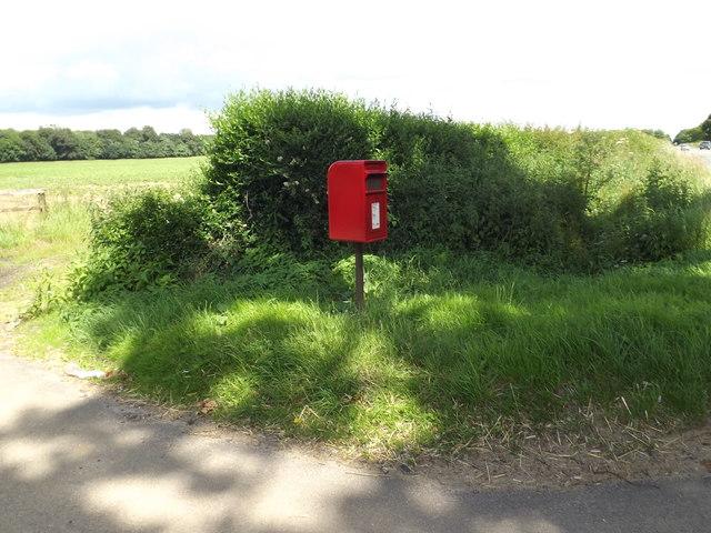 Home Farm Postbox