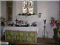 TR0266 : Flower and Crafts Festival at St Thomas Church, Harty by Marathon
