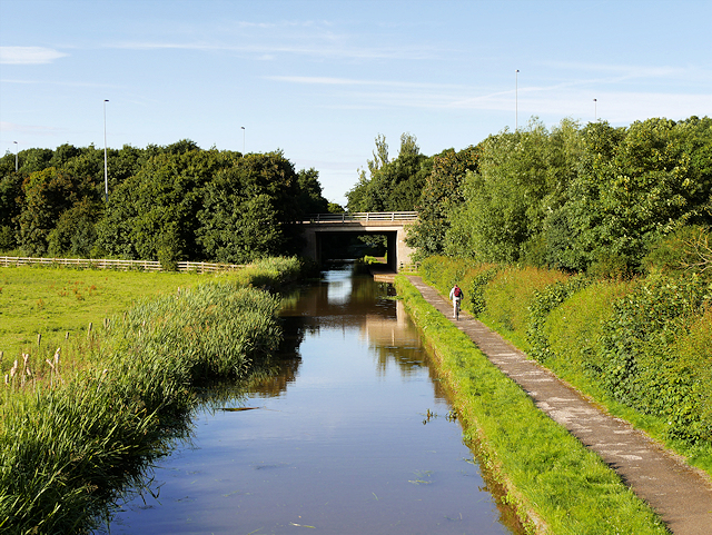 Shropshire Union Canal near to Stoak
