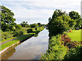 SJ4172 : Shropshire Union Canal at Croughton by David Dixon