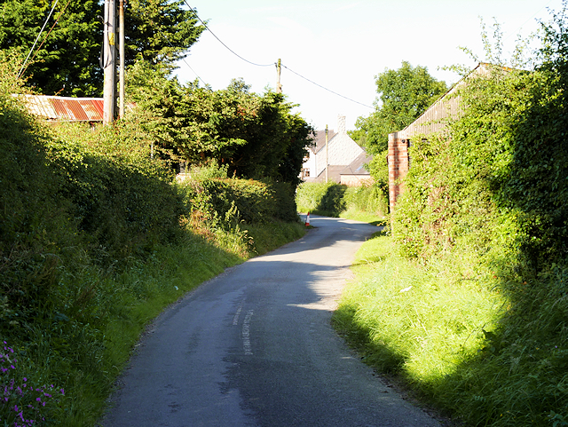 Croughton, Wervin Road