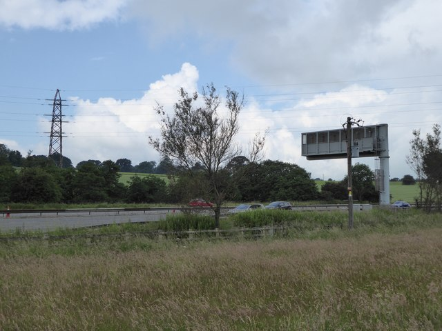 M6 near Seabridge