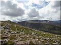 NH9603 : View across Lairig Ghru from ridge below Creag an Leth-choin by Alan O'Dowd