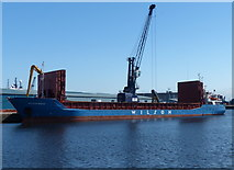 NT2677 : Wilson Brest moored at the Port of Leith by Mat Fascione