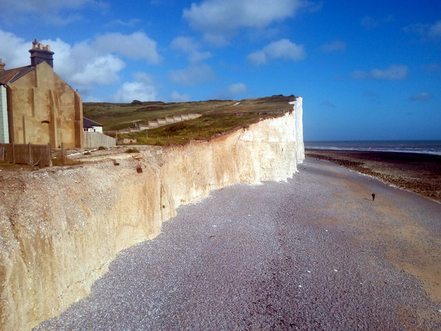 Chalk Cliffs at Birling Gap