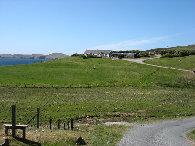 Little-ayre, Muckle Roe
