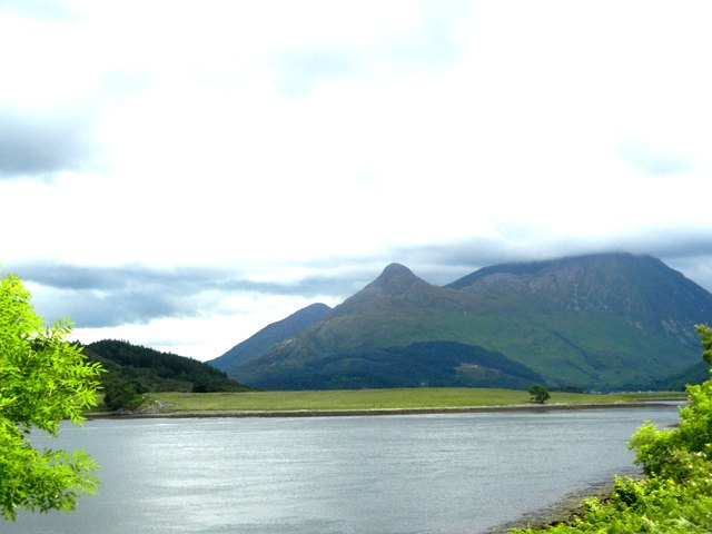 The view from South Ballachulish