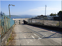 NS2577 : Site of Greenock Navy Buildings by Thomas Nugent