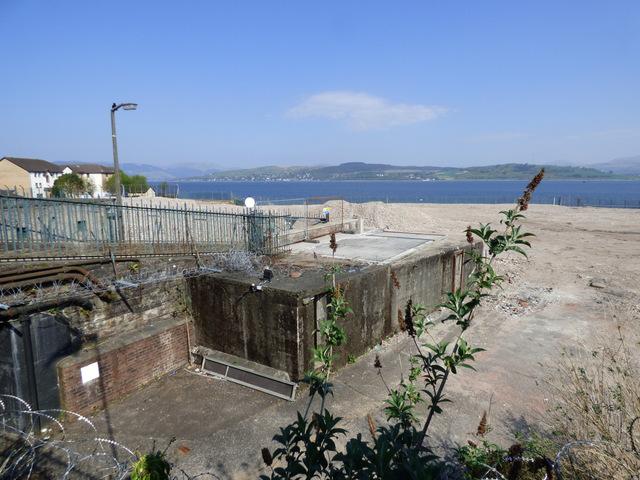 Site of Greenock Navy Buildings