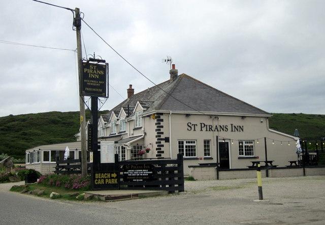 St Pirans Inn Holywell