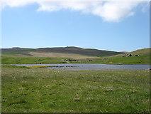 HU3464 : Orwick Water, Muckle Roe by David Purchase