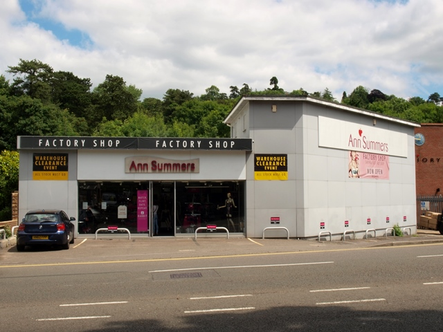 Anne Summers' Factory Shop