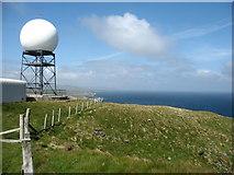 HU4009 : Compass Head, Sumburgh by David Purchase