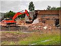 SD7807 : Radcliffe Civic Suite Demolition - July 2016  (2) by David Dixon
