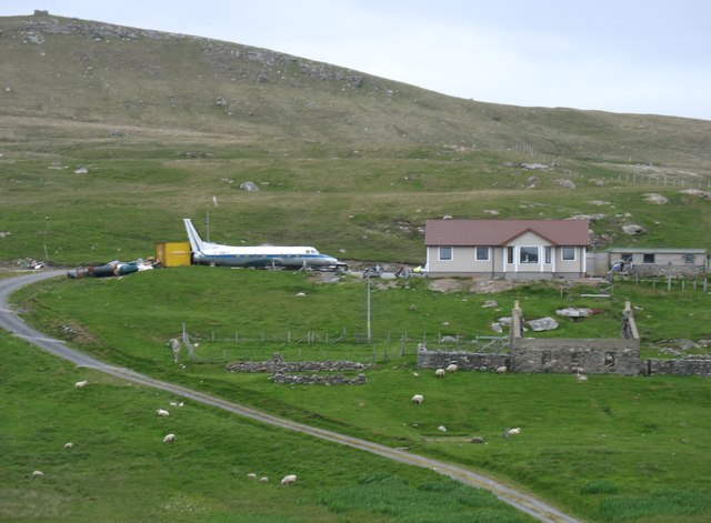 Shetland Potez