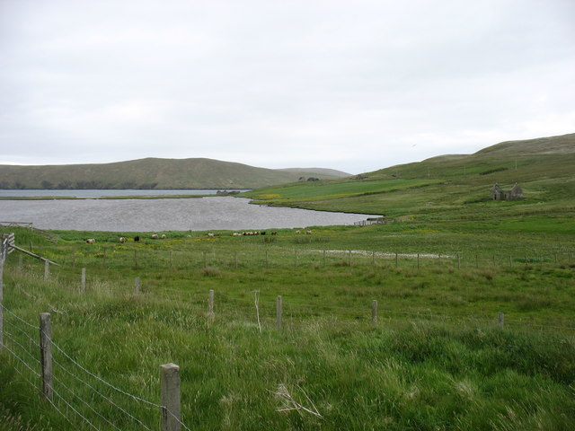 Housetter and Colla Firth