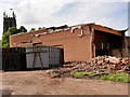 SD7807 : Radcliffe Civic Suite Demolition - July 2016  (5) by David Dixon