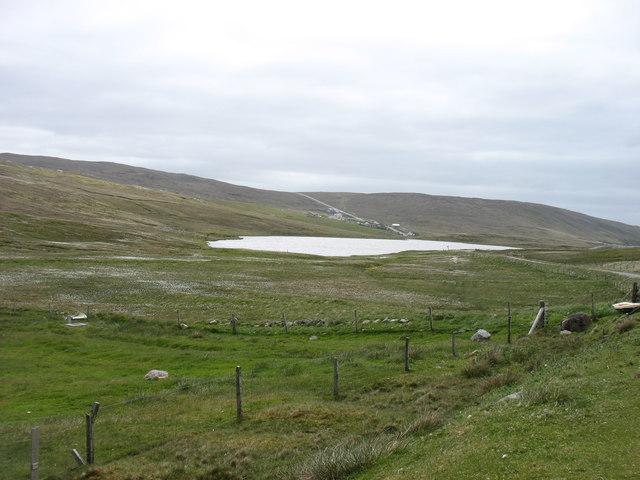 The Loch of Urafirth