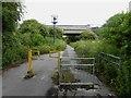 TA1132 : Hornsea Rail Trail #5 by Steve  Fareham
