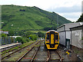 SH7401 : Parked at Machynlleth  by John Lucas