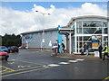 SJ7378 : Travelodge at Knutsford Services by M J Richardson