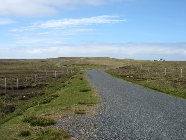 The lane to Leascole
