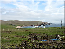 HU2478 : Braewick by David Purchase