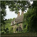 TL1298 : Vine House, Church Hill, Castor by Alan Murray-Rust