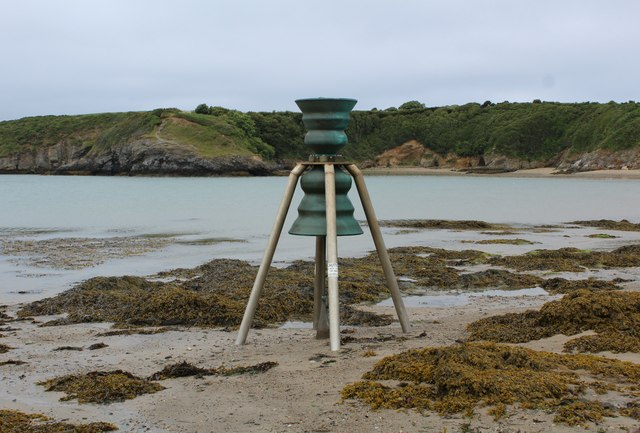St Patrick's bell, Cemaes Bay