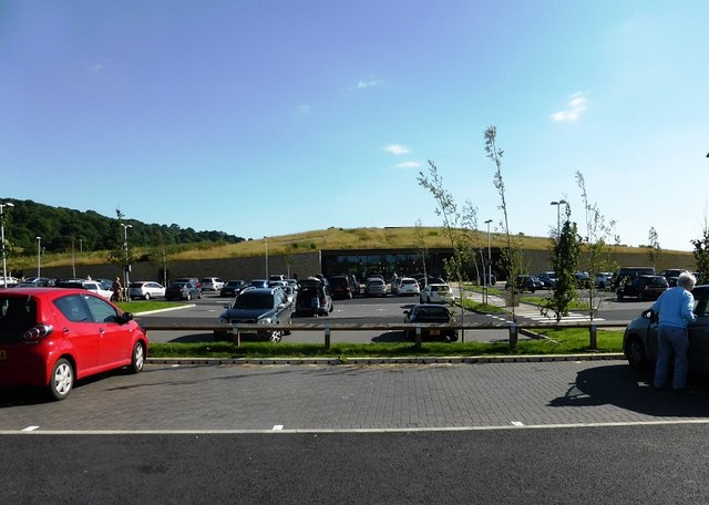 Gloucester Services on the M5