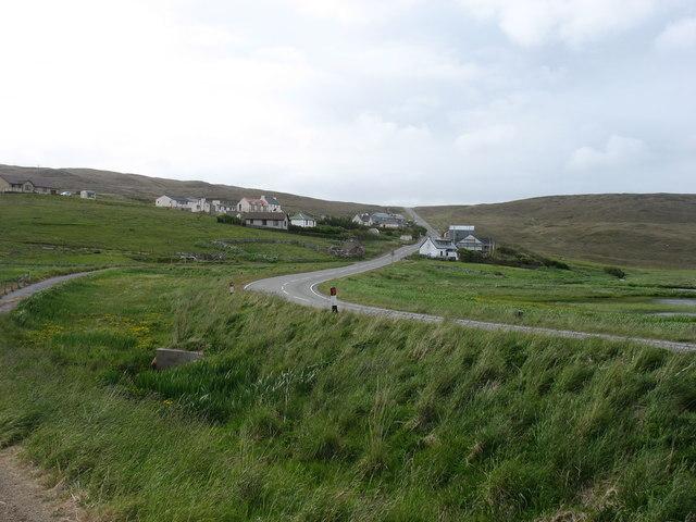 Urafirth village