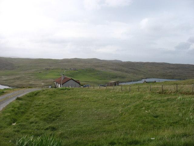 Olnesfirth and Hamar Voe