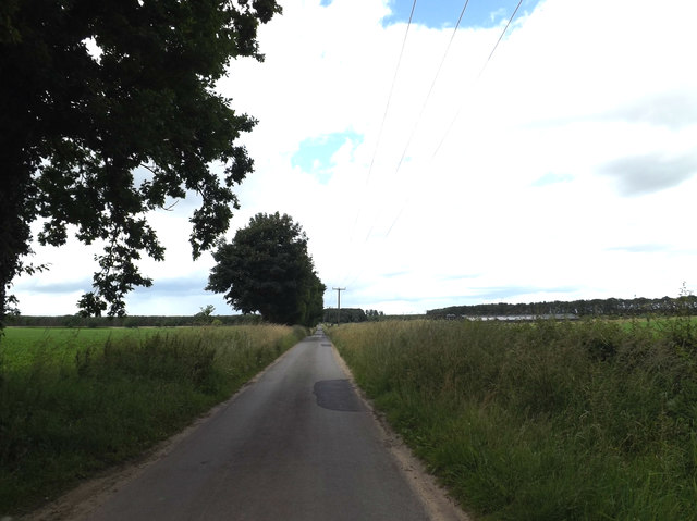 West Harling Road, Riddlesworth