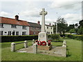 TL9986 : East Harling War Memorial by Adrian S Pye