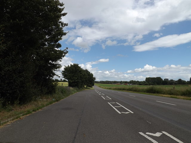 A1066 Thetford Road & Layby