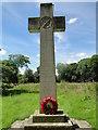 TL9592 : Great Hockham War Memorial by Adrian S Pye