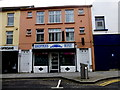 H4572 : Shoppers Rest Sandwich Bar, Omagh by Kenneth  Allen