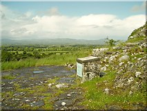 R7840 : Sarsfield's Rock and the Slieve Felim Mountains by Antony Dixon