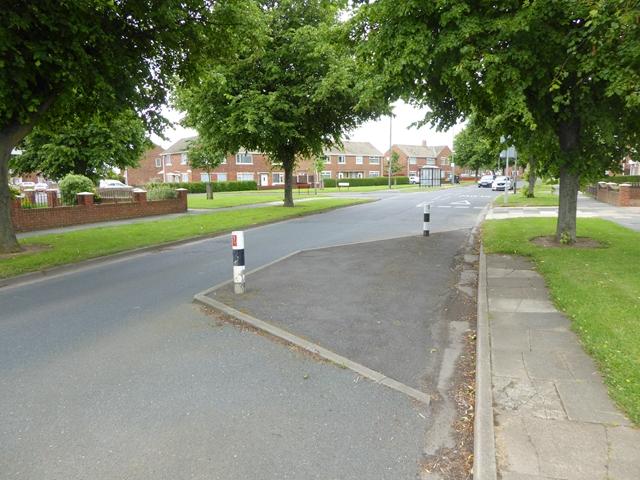 Low Grange Avenue, Billingham