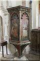 TF8342 : Pulpit, St Margaret's church, Burnham Norton by J.Hannan-Briggs