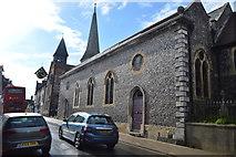 TQ4110 : Church of St Michael by N Chadwick