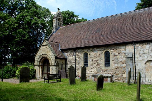 St. Mary's Church, Askham Richard