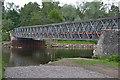 NY4624 : New Bailey bridge, Pooley Bridge by Nigel Brown