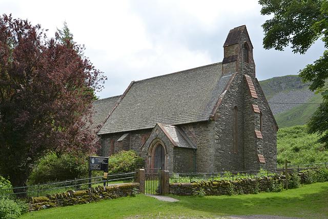 Parish church of St. Peter, Martindale